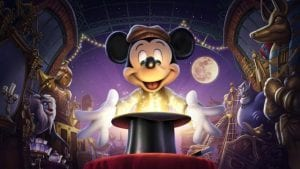Novo espetáculo do Mickey na Disneyland Paris